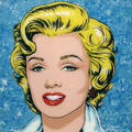Marylin Monroe (01) by Antonio de Felipe