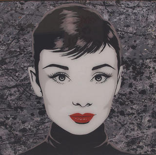 Audrey Herpburn (02) by Antonio de Felipe