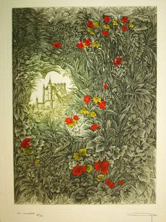 The Alcazar by Alfonso Ayuso