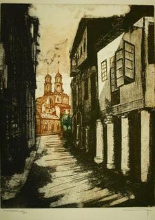 Pontevedra by Alfonso Ayuso