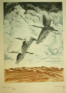 Towards Castilla by Alfonso Ayuso