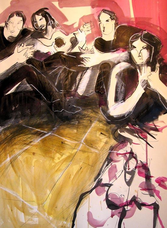 Juerga Palmas by Alex Mackenzie