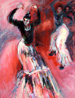 Flamenco Lost by Alex Mackenzie