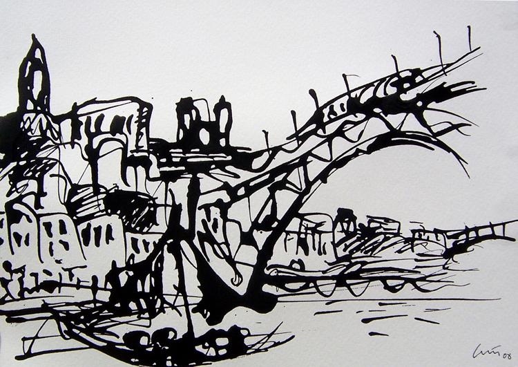 Oporto by Luis Quintano Navarro