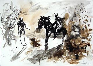 O Quixote by Luis Quintano Navarro