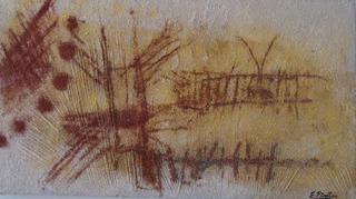 Canvas nº 10 by Edith Pintar