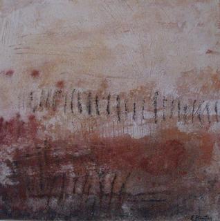 Canvas nº 61 by Edith Pintar