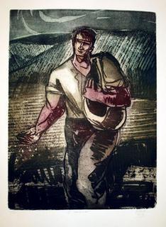 El Sembrador by Alfonso Guerra Calle