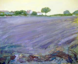 Violet Country by María Mora Ramirez