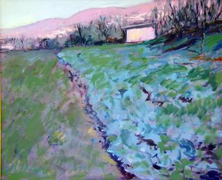 Cabbage Orchard by María Mora Ramirez