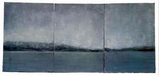 Dreaming with a River (3 Pieces) by María Mora Ramirez