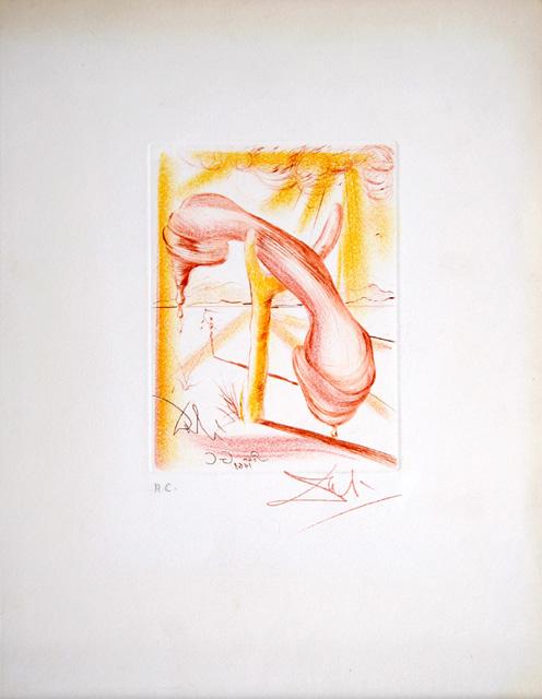 Telephone by Salvador Dalí