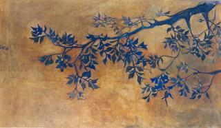 Lilol Branch by Natividad Jiménez
