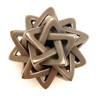 Five Tetrahedra by Vladimir Bulatov