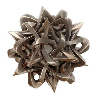 Icosahedron I by Vladimir Bulatov