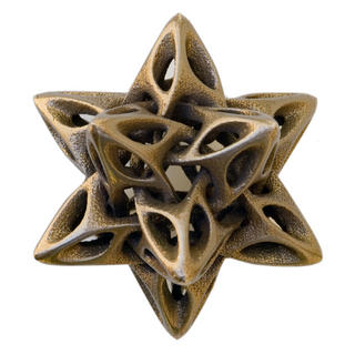 Small Stellated Dodecahedron by Vladimir Bulatov