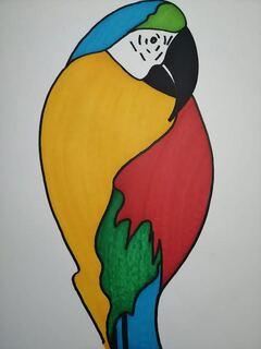 CACATÚA by Angel Escalera