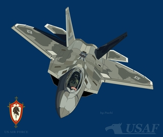 """United States of America """"USAF"""" banner (size XXL) by PACHI"""