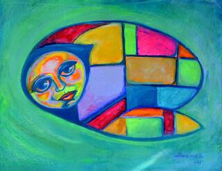 Fish by Raquel Sara Sarangello