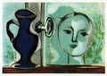 A Head by Pablo Picasso