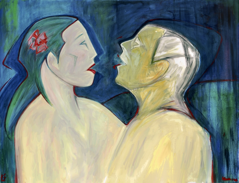 A Winter's Kiss by lee allane