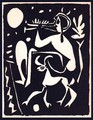 Musical Faun by Pablo Picasso