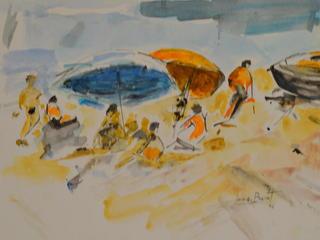 PLATJA by Imma Banet Illa
