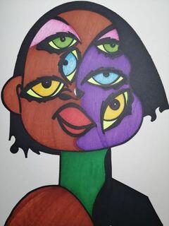 ENAMORADA by Angel Escalera