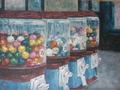 Gum balls by Luis Bravo