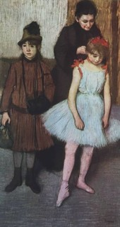 The Mante Family by Hilaire-Germain-Edgar Degas