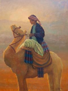 Into the Desert by Pip Todd Warmoth